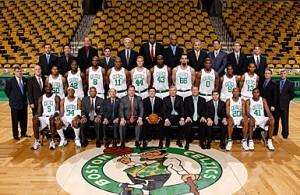 Celtics Championship Pic